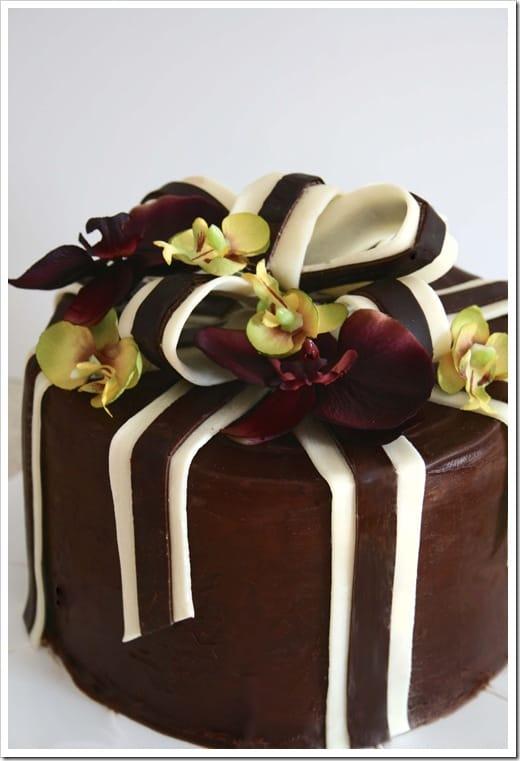 Bon Appétit Cover Cake