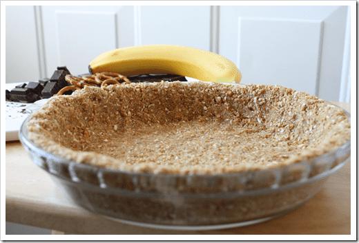 Black Bottom Banoffee Pie with a Pretzel Crust…from Fields ...
