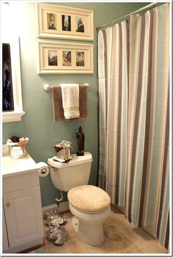 Inspirational See different bathroom I can do it in minutes Really You should consider doing something similar in your own home if you find yourself in the same