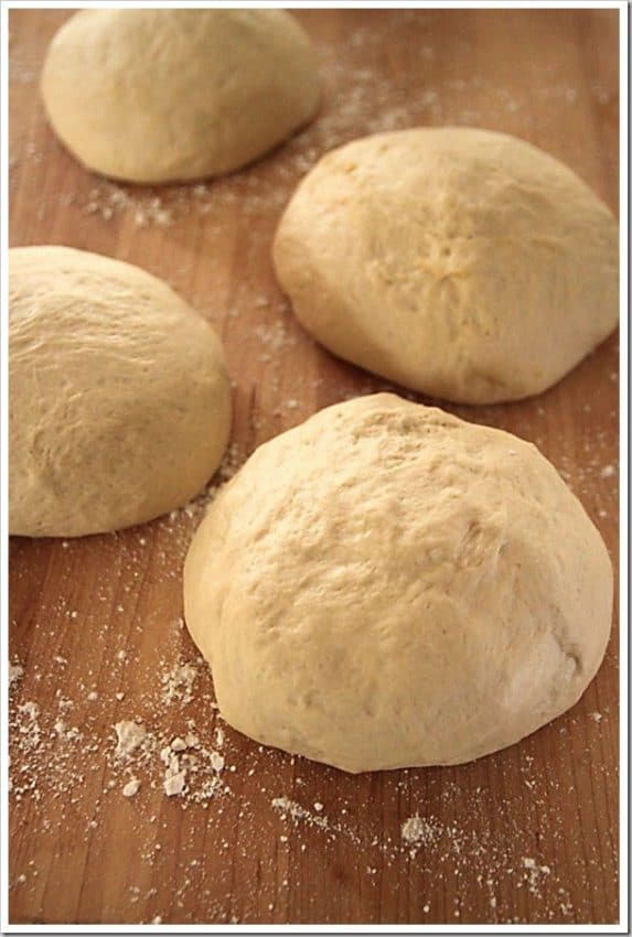 Red Star Pizza Dough