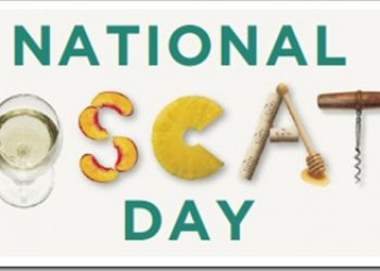 National Moscato Day Logo