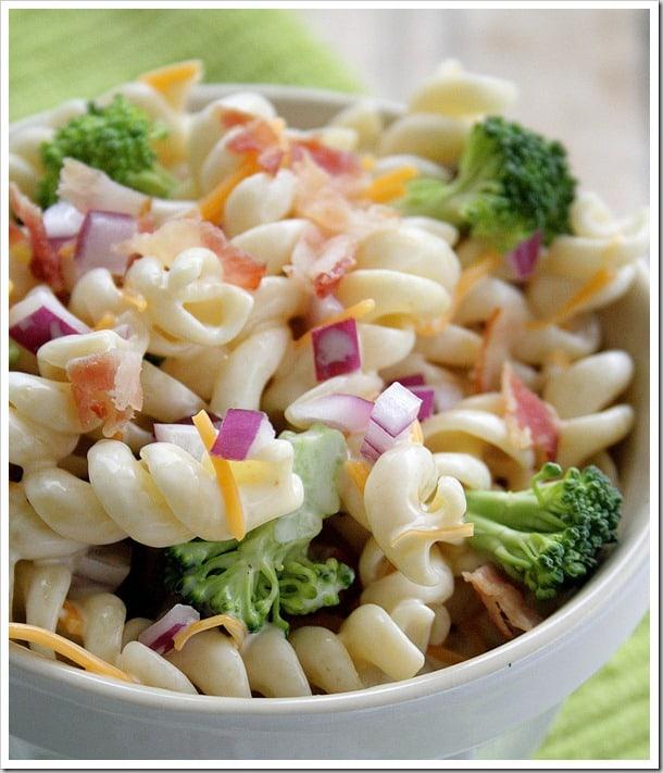 Dreamfields Summer Pasta Broccoli Salad
