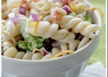Dreamfields Summer Pasta Broccoli Salad