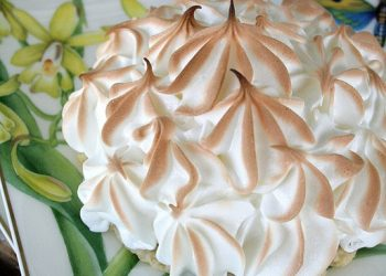 National Lemon Meringue Pie Day…and Happy Birthday Julia Child!