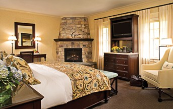 The accommodations at At The Hotel Hershey, you'll find luxurious accommodations to suit the most demanding tastes and the most important occasions