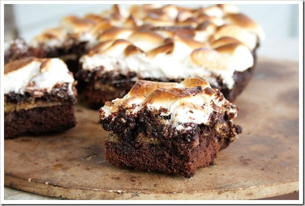 dixie-smores-crockpot-brownies