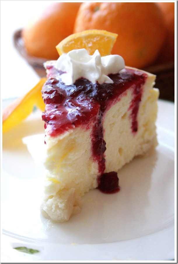 cranberry-orange-cheesecake