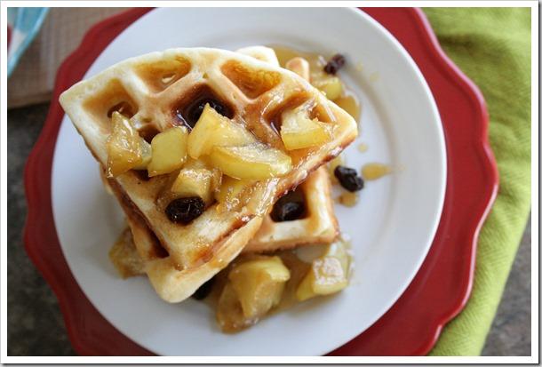 apple-raisin-waffles-2