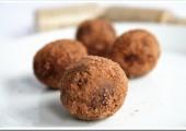 The Wine Bar…Dark Chocolate and Riesling Truffles