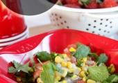 Cinco de Mayo…Fresh Corn Pico