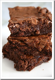 fudgy-milk-chocolate-brownies