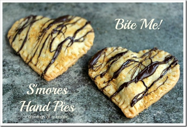 S'mores Hand Pies by Cravings of Lunatic 4
