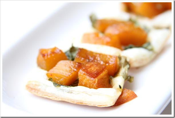 Pumpkin tart1