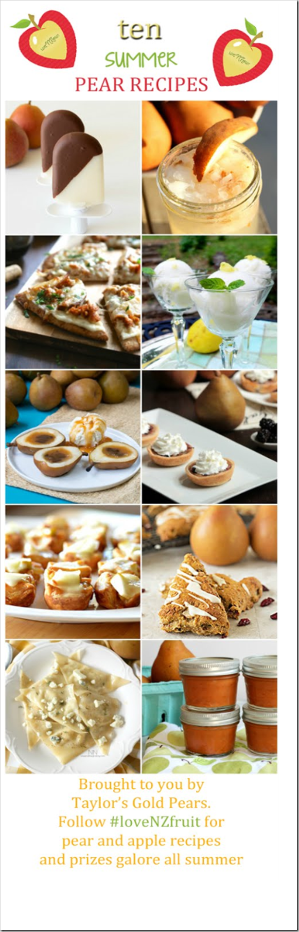 pear-collage