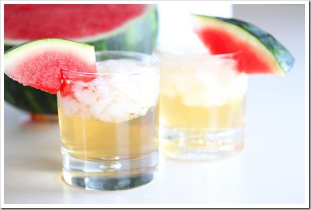 watermelon tea 1
