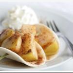 Beyond Tacos…Apple Pie Taco Bites
