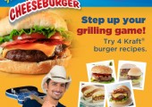 The Great American Cheeseburger…and a Giveaway to see Brad Paisley!