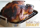 Buffalo Style Turkey