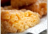 Deep Fried Macaroni and Cheese Bites