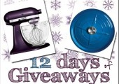 12 Days of Doughmesstic Giveaways…KitchenAid 5 Quart Stand Mixer