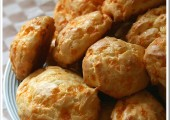 French Fridays with Dorie…Gougeres