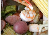 Low Country Boil…And a Le Creuset Giveaway