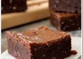 Dark Chocolate and Nutella Coconut Brownies