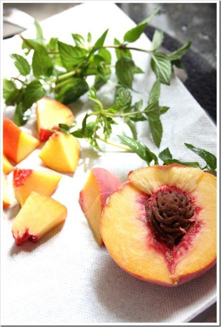peach-mint