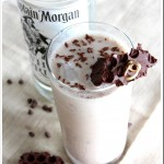 Chocolate Covered Bacon Dulce de Leche Rum Shake