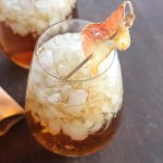 Candied Bacon and Bourbon Cocktail