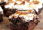 S'mores Brownies…and a Giveaway