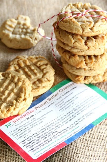Irresistible Peanut Butter Cookies And A Giveaway Doughmesstic Com