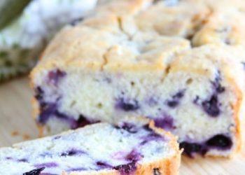 GF-Blueberry loaf