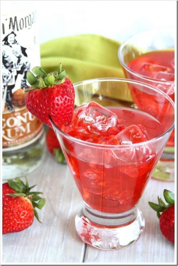 strawberry coconut rum2