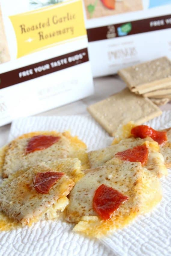 pizza-crackers