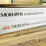 Mohawk Flooring–The Downstairs Install