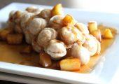 Cinnamon Apple Pie Pancakes