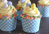 Easy Easter Cupcakes–Two Ways