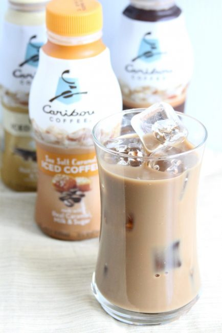 Caribou Iced Coffee