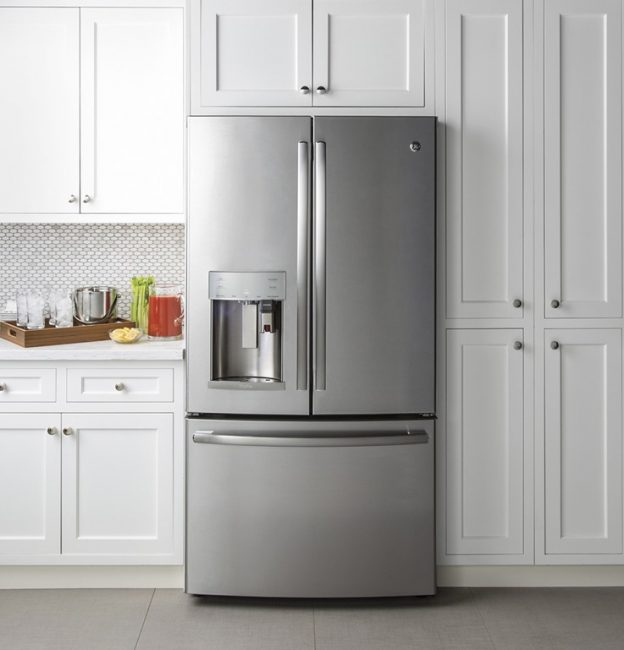 Like A Gift From The Heavens, I Got An Email Asking If I Would Be Willing  To Review The New GE French Door Refrigerator With Keurig® K Cup® Brewing  System ...