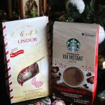 Perfect Pairings with Lindt and Starbucks