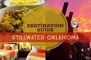 A Weekend in Stillwater, Oklahoma