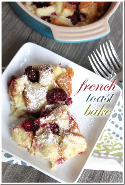 French Toast Bake copy