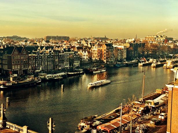 Amsterdam Getaway