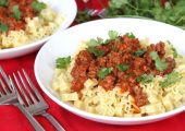 Easy Texas Lonestar Pasta Bolognese