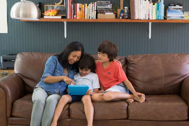 Mom Hack: Amazon Fire Kids Edition Tablet