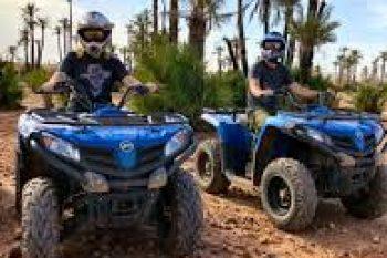 Marrakech Excursion: Quad Biking