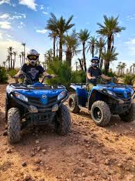 Marrakech Excursion: Quad Biking