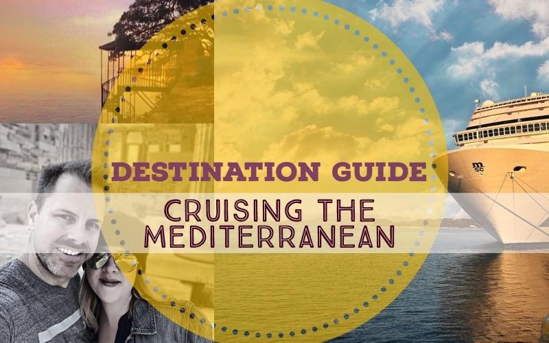 MSC cruise mediterranean