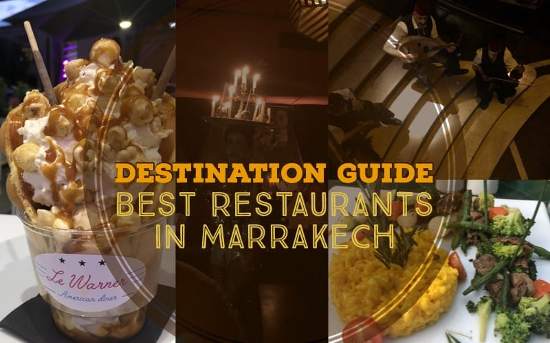 best restaurants marrakech